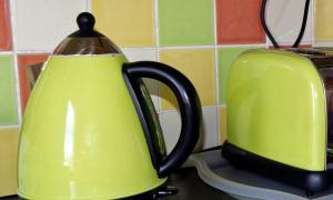 Jak czyścić czajnik elektryczny?