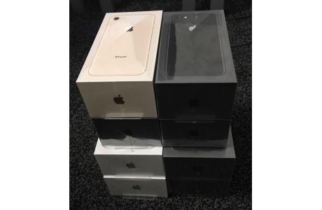 Apple iPhone X - 480 EUR / Apple  iPhone 8- 380 EUR /iPhone 8 Plus- 400EUR / iPhone 7 - 300EUR