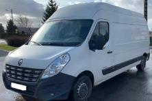 Usługi transportowe furgon Master do 3,5t  szczecin, polska