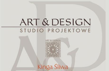 Art&Design Kinga Śliwa - projektant wnętrz
