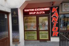 KANTOR CENTUŚ Kraków wymiana walut