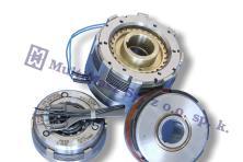 Sprzęgła mechaniczne wielopłytkowe FUMO VAB; VAC; VAG