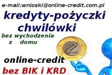 Szukasz Szybkiej pożyczki. Złóż wniosek!!