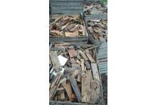 Drewno z rozbiórki palet