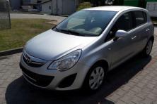 Opel  Corsa D_ 1.4 benzyna _ 2011