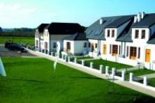 Dom energooszczędny w zabudowie szeregowej