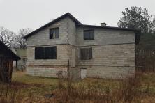 Dom w stanie surowym z duza dzialka, Biala Podlaska