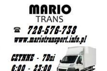 Transport - Przeprowadzki