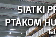 Hurtownia siatek na ptaki. Siatki przeciw ptakom. Siatki przeciw ptakom sklep Kraków.