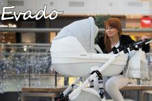 Dadi-Shop wózki dziecięce wielofunkcyjne, spacerowe, fotelik
