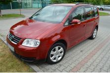 Sprzedam Volkswagen Touran 1900cm3 105KM 2006rok,