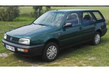 Volkswagen Golf III 1,9TDI syncro 88KM 1997r