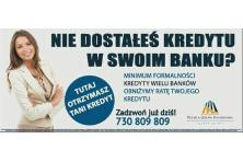 Kredyty dla zadłużonych do 220 tys