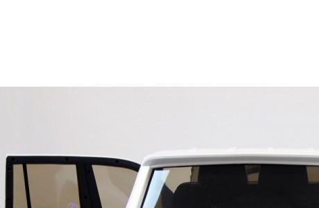 Auto na akumulator Mercedes GLK300 Biały