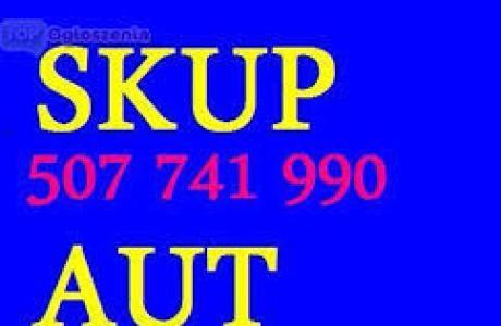 Skup anglików,507741990 Skup samochodów za gotówkę w każdym stanie, odkup aut, skup złomów