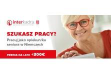 Opiekun/ka do Dannenberg + 300 eu premii