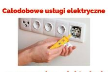 Elektryk 24 Wrocław Pogotowie elektryczne