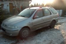 Sprzedam Fiat Palio Weekend Kombi