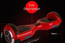 Tanio sprzedam deskorolke samobalansujaca tzw. hoverboard.