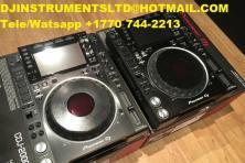 Sprzedawanie 4x Pioneer cdj-2000nxs2 / Pioneer xdj-Rx2 / Pioneer cdj-Tour1 / Denon Dj Sc5000 Prime