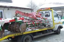 transport maszyn rolniczych lawetą FAKTURY VAT 510-03-43-99