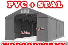 5x10m Namiot PRZEMYSŁOWY handlowy GARAŻOWY magazynowy fi50 PAWILON