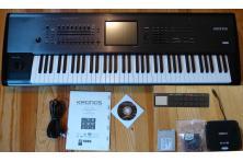 Sprzedają: Kronos Music Workstation, Yamaha Tyros, Nord Stage 2, Korg M3, Yamaha Montage 8