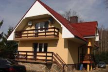 Dom+Dacza- Na jednej posesi  W Ińskich parkach Krajobrazowymch.DOSŁOWNIE!!!