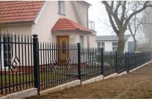 Wykonujemy montaż ogrodzeń każdego typu.