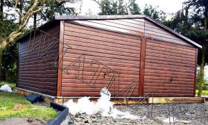 Garaż blaszany, wiata garażowa,hale,konstrukcje stalowe,kojce i inne.