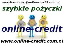Szybkie i łatwe pożyczki do 100 000 zł.